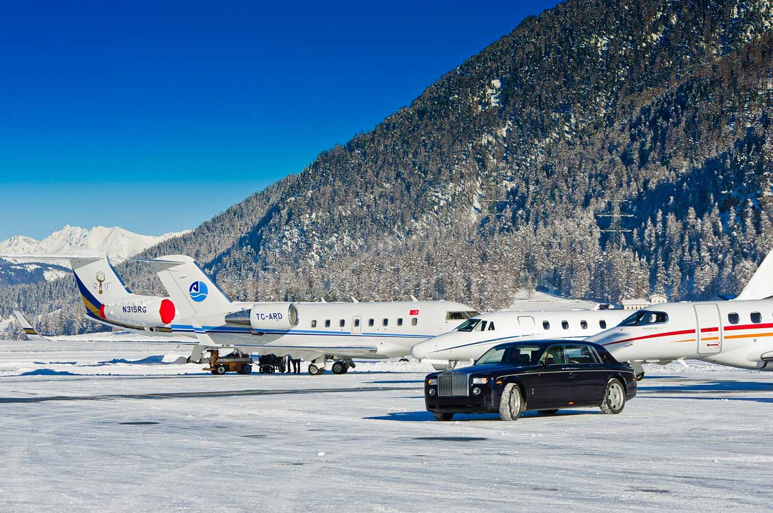 6 Inspiring Winter Destinations by Private Jet