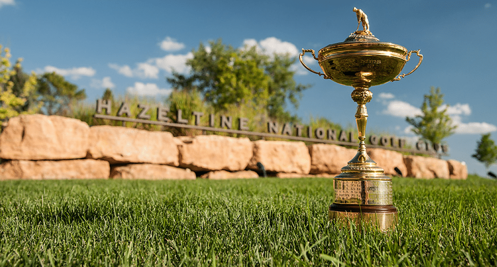 Take a Private Jet to The Ryder Cup