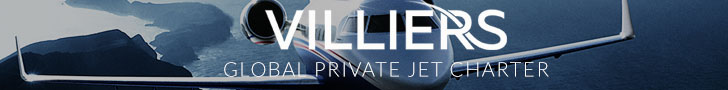 Villiers Private Jet Charter